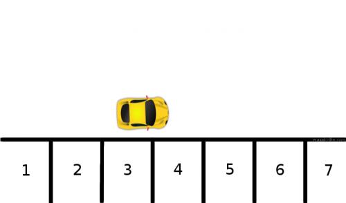駐車の仕方2