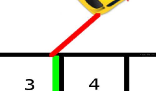 駐車の仕方6