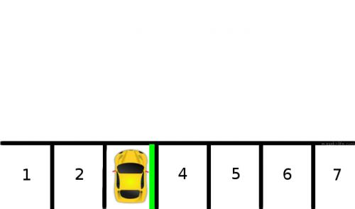 駐車の仕方8